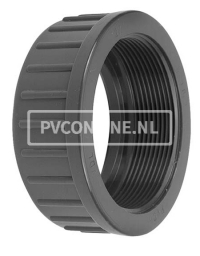 PVC WARTELMOER 50 X 2 1/4