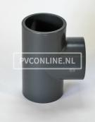 PVC HD T-STUK 125 X 125 X 125 PN16 *ASTORE*