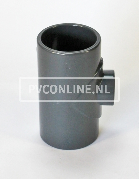 PVC HD T-STUK 25 X 20 X 25 PN16 *ASTORE*