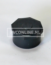PVC HD LIJMKAP 75 PN16 *ASTORE*