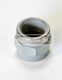 C-PVC DRAADSOK 25 X 3/4