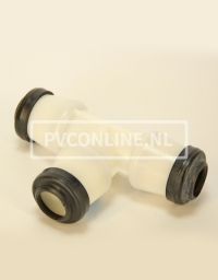 HAWLE T-STUK 32 X 32 X 32 GASKEUR