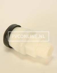HAWLE PUNTSTUK 50 X 1 1/2 GAS