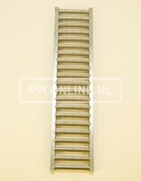 Aco self euroline sleufrooster Lengte 500mm Gegalvaniseerd