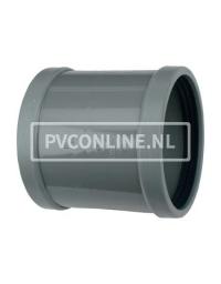 PVC STEEKMOF 125