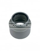PVC INZETVERLOOP 1 X S/MA 160X110