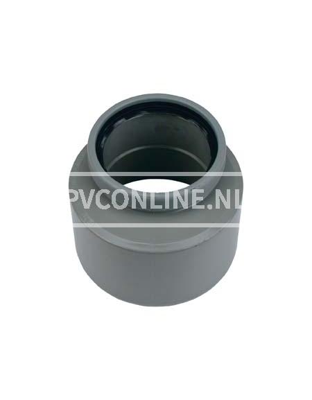 PVC VERLOOPSTUK 1 X S/MA 400X315