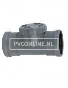 PVC ONTSTOPPINGST. SCHR. 125 2XMA