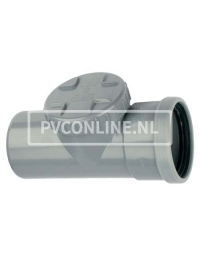 PVC ONTSTOPPINGST. SCHR.125 MA/S