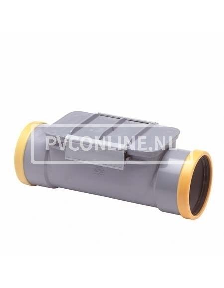 PVC ONTSTOPPINGST. KLEMD. 160 SN 8