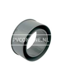 PVC HWA VERLOOPRING 100 X 70