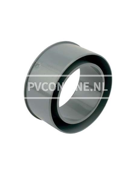 PVC HWA VERLOOPRING 100 X 110