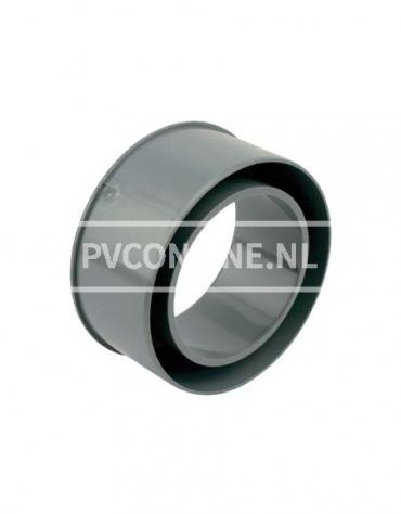 PVC HWA VERLOOPRING 100 X 125