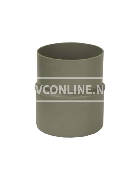PVC HWA VERLOOPSTUK 70 X 75