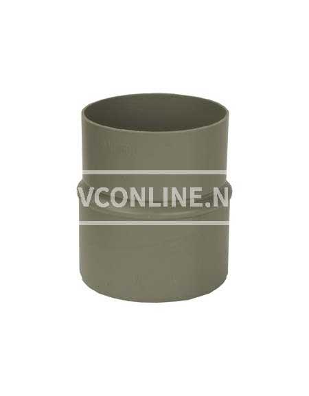 PVC HWA VERLOOPSTUK 70 X 125