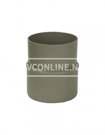 PVC HWA VERLOOPSTUK 80 X 60