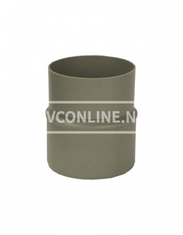 PVC HWA VERLOOPSTUK 70 X 80 MOF X MOF