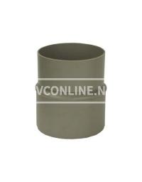 PVC HWA VERLOOPSTUK 80 X 75