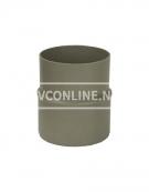 PVC HWA VERLOOPSTUK 80 X 100 MOF X MOF