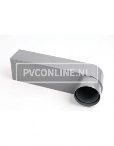 PVC STADSUITLOOP 6X10 VOOR BUIS 80/100