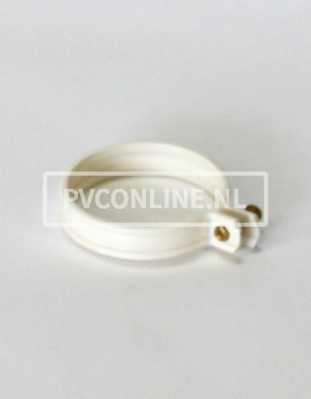 PVC BEUGEL 100 HWA WIT