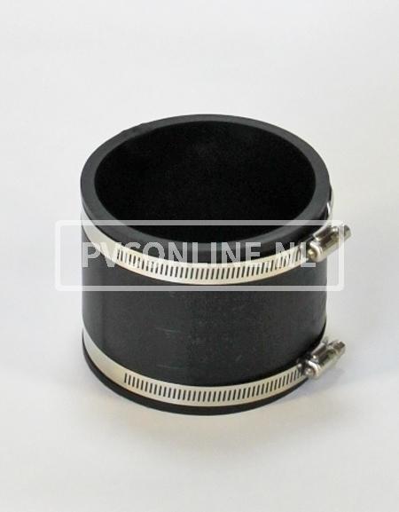 FLEX PVC KOPPELSTUK 63- 50