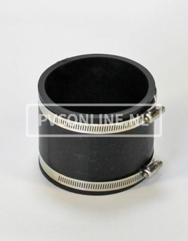 FLEX PVC KOPPELSTUK 115-98