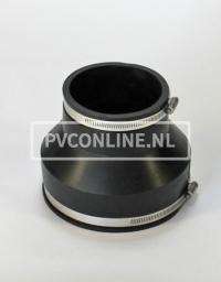 FLEX PVC VERLOOP 155-135/138-125