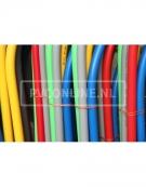 PVC DOORV.BOCHT 63-R500 GAS KORT