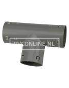 PVC DRAINAGE T-STUK 100 X 100 90*