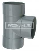 PVC T-STUK 3 X LM 125 X 125 90* HAAKS