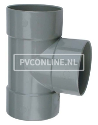 PVC T-STUK 3 X LM 200 X 200 90*