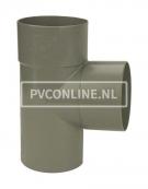 PVC T-STUK 2 X LM/S 125 X 125 90*