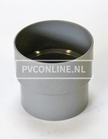 PVC REPARATIEMOF 125 M/VS 118 (past 1 kant in de buis)