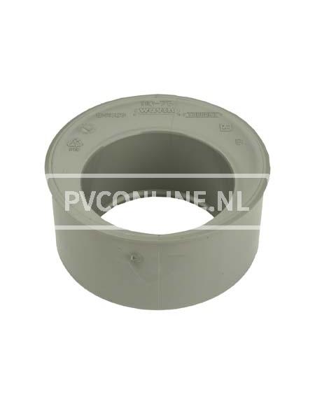 PVC VERLOOPRING 75 X 40