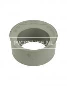 PVC VERLOOPRING 90 X 75