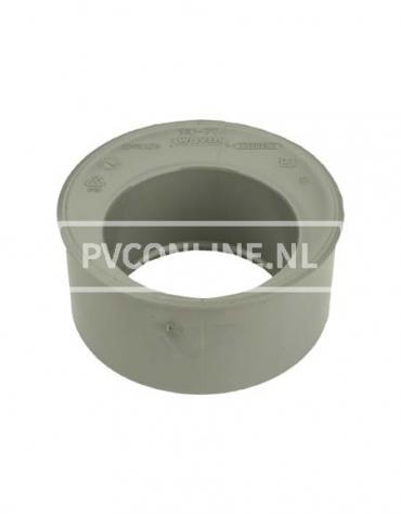 PVC VERLOOPRING 110 X 90