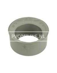 PVC VERLOOPRING 125 X 75