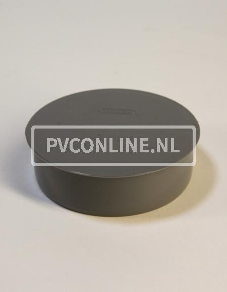 PVC EINDKAP 40