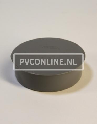PVC EINDKAP 75