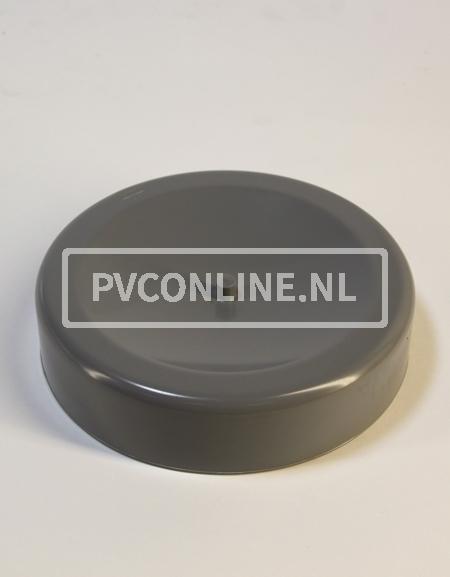 PVC EINDKAP 315