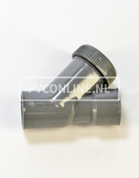 PVC KEERKLEP 2XLM 50