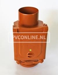 PVC KEERKLEP 250 1XMA VERGRENDELBAAR