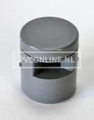 PVC BELUCHTER GROOT 100 INW./110 UITW. NICOLL