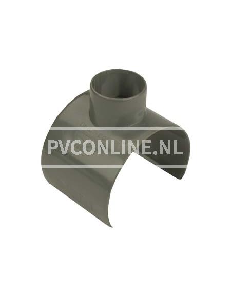 PVC RIOOLKLEMZADEL 100/110 x 50