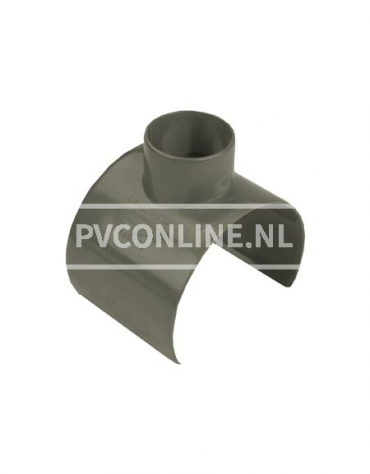 PVC RIOOLKLEMZADEL 80/ 75/ 40