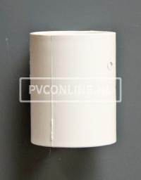 PVC LIJMMOF 40 WIT