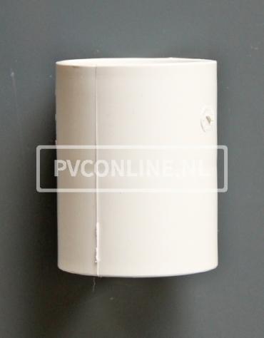 PVC LIJMMOF 50 WIT
