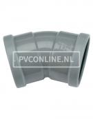 PVC BOCHT 2 X MA 200 30*