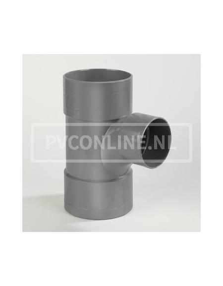 PVC T-STUK 3 X LM 110 X 40 90*